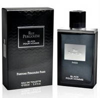 Parfums Pergolese Paris Black Pour Homme