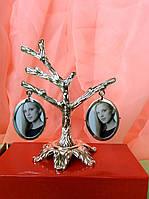 Фото дерево на 4 фото 11х10 см