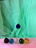 Кристалл (12 шт) подвесной 3,5 см 6 видов