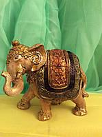 Статуэтка Слон 10х10 см
