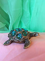 Статуэтка черепаха ширина 14 см