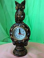 Статуэтка Сова-часы высота 20 см