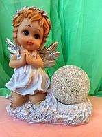 Статуэтка Ангел (светящийся) 15 см