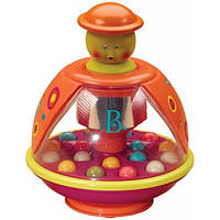 Battat Развивающая игрушка Battat Юла-мандаринка (BX1119Z)