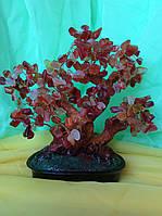 Дерево камень (сердолик) 24 см