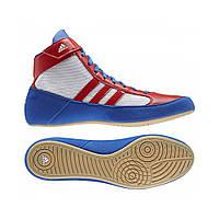 Борцовки Adidas Havoc синие