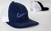 Кепка Nike синяя