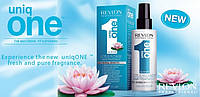 Маска-спрей для волос, Uniq One All in one Hair Treatment Lotus Flower 10 Real Benefits 150 мл