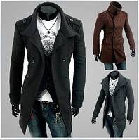 """Мужское пальто """"Классика"""""""