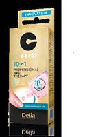 Зміцнювач для нігтів 10 в 1 Coral  Delia Cosmetics