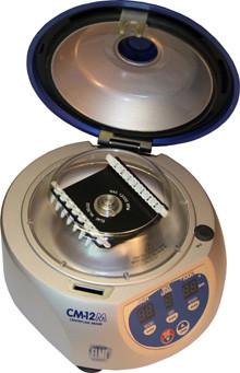 Центрифуга-міксер СМ-70М-12 з Мікс ротором для пробірок Eppendorf 1,5 - 2мл (ELMI, Латвія)