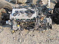 Двигатель с коробкой на Tayota Yaris  99-05 год  2NZ