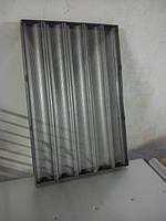 Лист для выпечки (багет) 600*400 - 5 волн