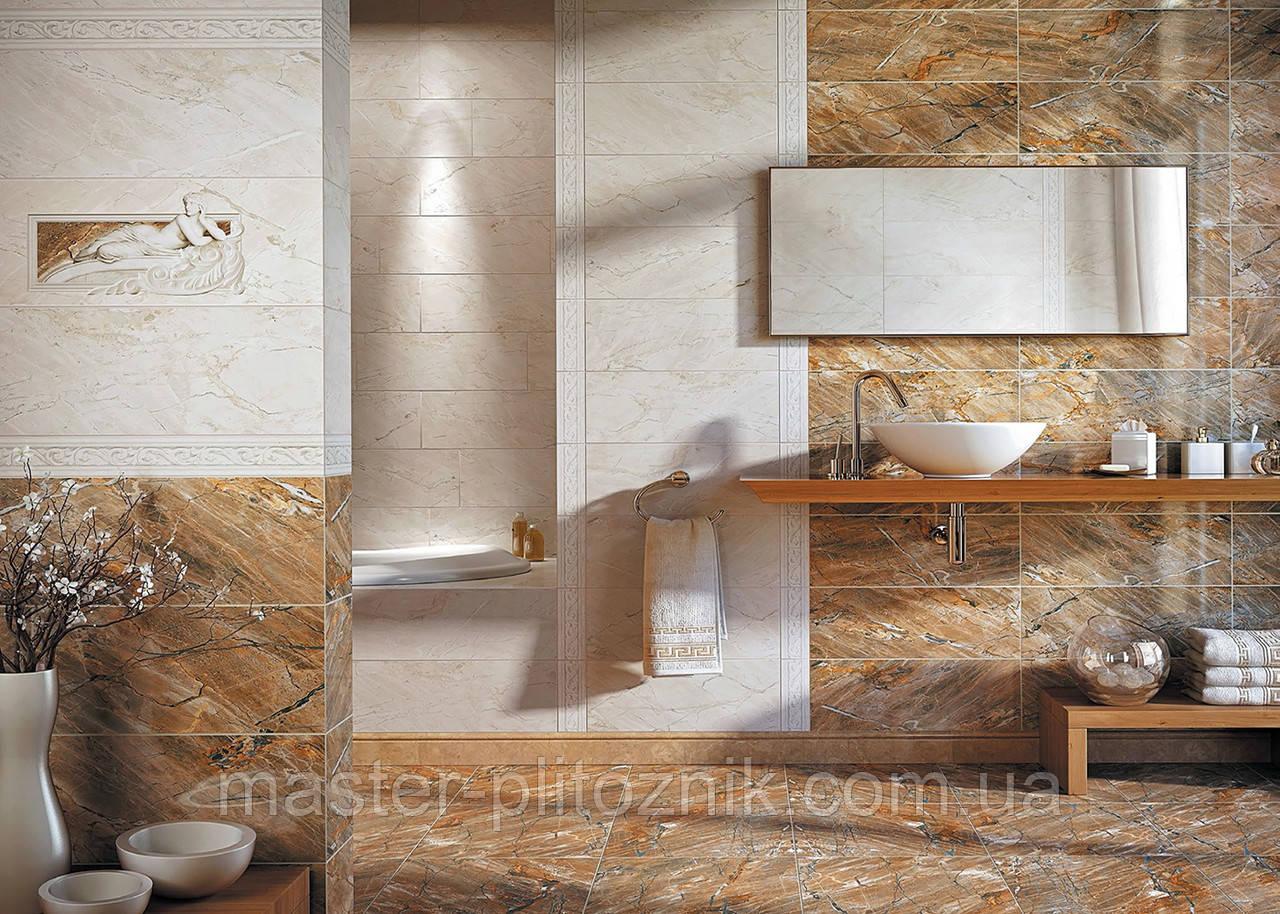 Плитка Интеркерама для ванной CAESAR (Цезарь)