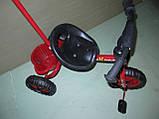 Дитячий велосипед з штовхачем Т11, фото 4