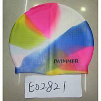 Шапочка для плавания Swimmer  E02821