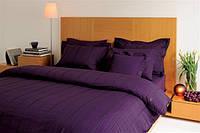 Valeron Комплект постельного белья сатин LARKIN V05 фиолетовый 200*220 н.50*70 (4)+ 40*40 (1)