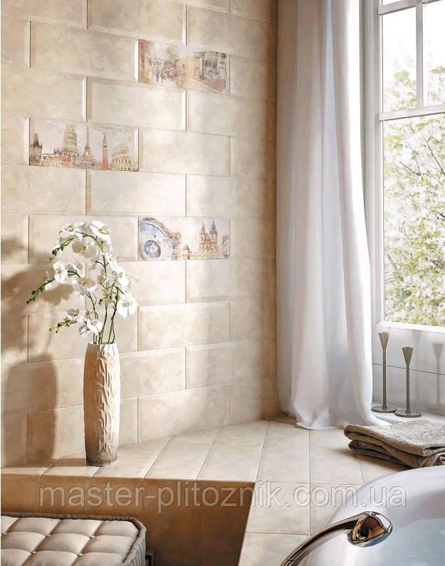 Плитка для ванной и кухни Интеркерама ANTICA (Антика), фото 1