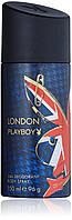 Playboy London Body Spray for Men дезодорант 150 ml, фото 1
