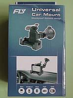 Держатель для мобильного, плеера, PSP, GPS, PDA 85-175мм в автомобиль