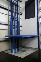 Ремонт підйомників та вантажних ліфтів