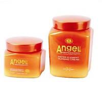 Angel Professional Водный элемент Питательный крем для волос с замороженной грязью 500 мл
