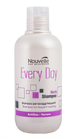 Nouvelle Regular Herb Shampoo. шампунь для частого мытья на травяной основе Every Day 1000 мл