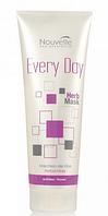 Nouvelle Herbs Mask маска растительная для ежедневного ухода за волосами Every Day 250 мл