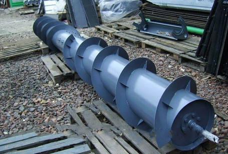Шнек консольный жатки 4.1м (А54-1-2-2Б) ЖКС01.300А, фото 2