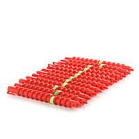 Бигуди спиральки средние (1,55х15,5см)