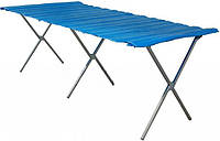 Торговый стол для выездной торговли 2 х 1 ( м )