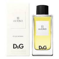 Туалетная вода D&G Anthology La Force 11 100 ml(дольче габбана)