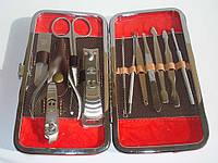 Маникюрный набор инструментов Москвич №233(2-35), 12 предметов