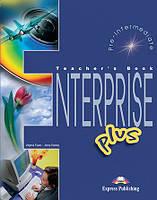 Enterprise Plus Pre-Intermediate Teacher's Book (книга для учителя)