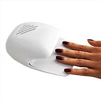 Сушилка для ногтей Nail Dryer портативная белая