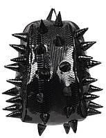 Рюкзак городской MadPax Gator Full LUXE Black (черный, 33 л), фото 1