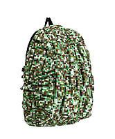 Рюкзак Blok Full Digital Green (зеленый майнкрафт), фото 1