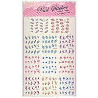 Наклейки для ногтей водяные Nail Sticker