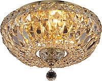 Потолочная люстра Altalusse INL - 1125C-03 Gold, фото 1