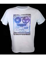 Летняя мужская футболка RETRO STEREO
