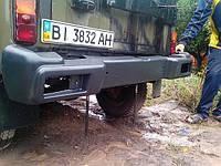 Накладка заднего бампера УАЗ 31512