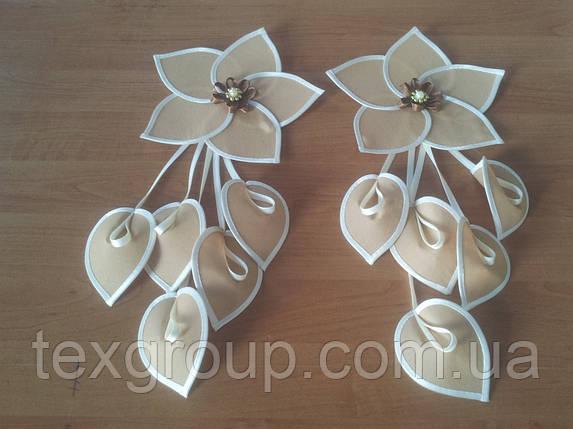 Цветы тканевые цв-2, фото 2