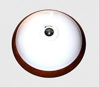 Светильник isildar 1122, настенный со встроенным датчиком движения, 2х25W, бук/кр.дерево/орех, Е27, IP20