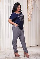 ДТ1212 Женский костюм летний размер 50-52, фото 3