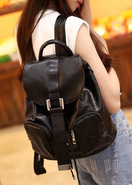 Стильный практичный рюкзак