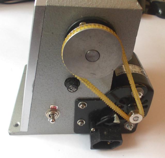 Станок для намотки трансформаторов с электрическим мотором