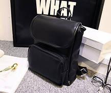 Аккуратный деловой рюкзак ранец, фото 2