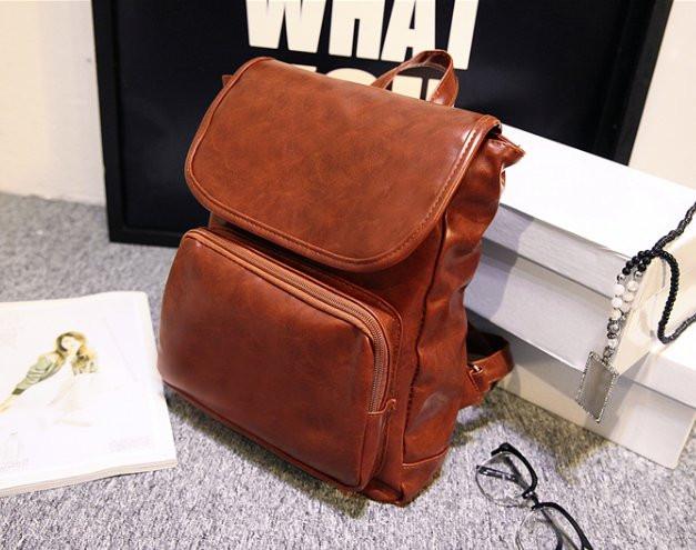 Аккуратный деловой рюкзак ранец