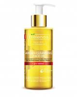 Bielenda ARGAN CLEANSING FACE OIL для очистки и умывания лица с про-ретинолом 140 мл