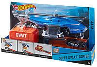 Вертолет Хот Вилс Hot Wheels Super S. W. A. T. Copter Vehicle, фото 1